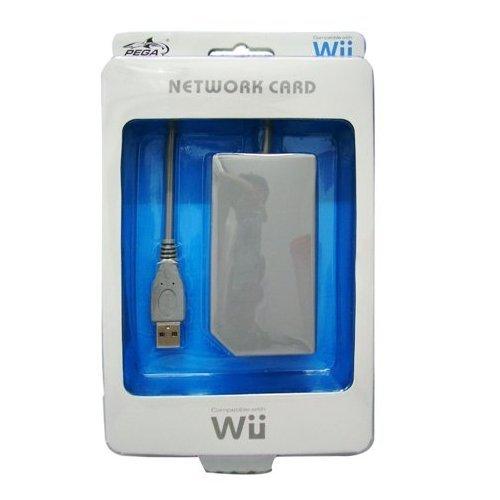 Schneller Adapter USB-Ethernet-Network/LAN für Nintendo Wii