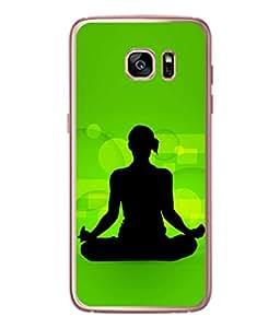 PrintVisa Designer Back Case Cover for Samsung Galaxy S7 :: Samsung Galaxy S7 Duos :: Samsung Galaxy S7 G930F G930 G930Fd (Love Lovely Attitude Men Man Manly)