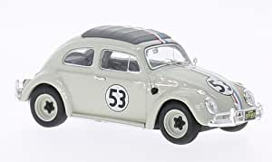 VW coccinelle, voiture miniature, Miniature déjà montée, Mattel Elite 1:43
