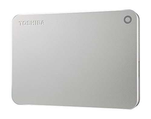 Toshiba Canvio Premium 1 TB Portable Hard Drive (HDTW110XC3A1)