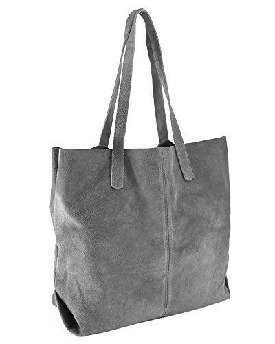 ledertasche-shopper-tasche-leder-grau-wildleder-gross-handtaschen-schultertaschen-beuteltasche-xxl-l