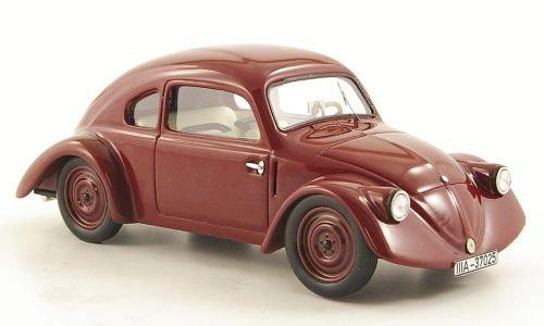 Preisvergleich Produktbild VW Prototyp V30, dkl.-rot, Modellauto, Fertigmodell, Premium Cls 1:43