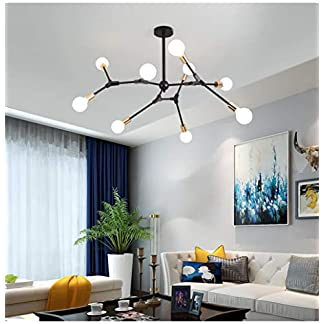 Lampadario, lampada da salotto moderna e minimalista, lampada da tavolo da bar ristorante personalità creativa ed elegante, lampada post-moderna