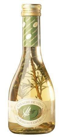 Gourmet Rosmarin und Lavendel Essig -250ml - Spanische Premiumqualität, im Eichenfass gereifte...