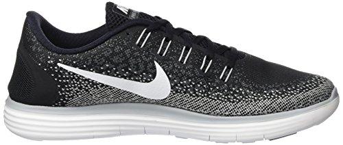 Nike Free Rn Distance, Scarpe da Corsa Uomo Nero
