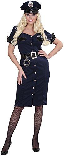 Polizistin-Kostüm für Frauen L