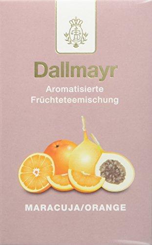 Dallmayr Früchtetee Maracuja/Orange, 2er Pack (2 x 100 g)