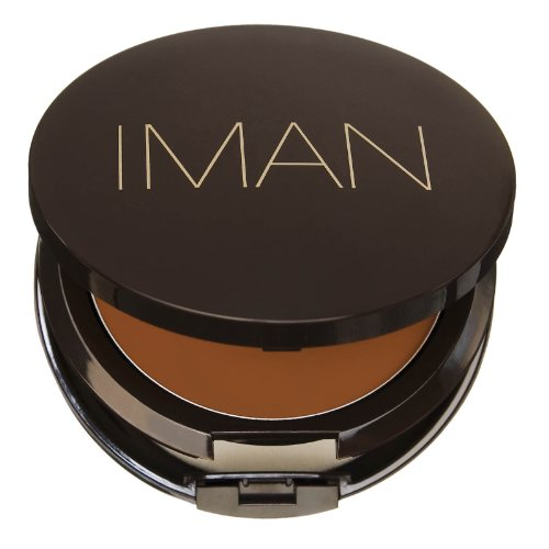 Iman Cream To Powder Foundation Earth 3, 10g Puwder