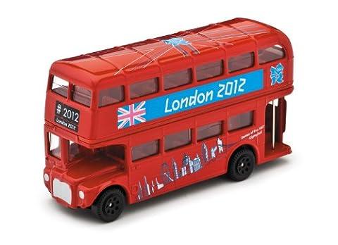 Corgi Toys - CTY82319 - Véhicule Miniature et Circuit - Routemaster Bus