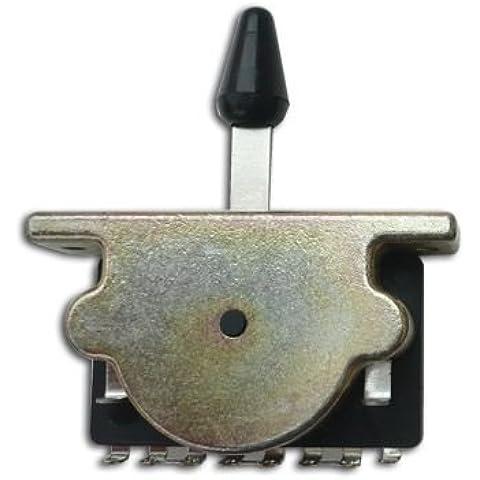 5Way Interruttore Per Fender Strat Stratocaster Telecaster