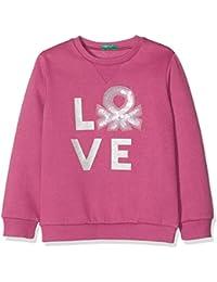 United Colors of Benetton Sweater L/S, suéter para Niñas