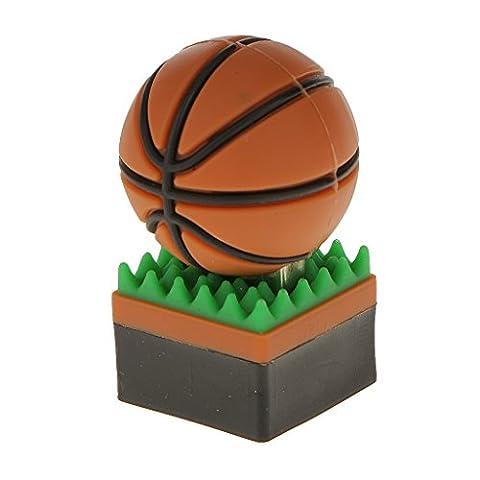 8GB Cartoon Ball Stil High-Speed-USB-Stick USB 2.0 Flash Speicherstick - Basketball, XL