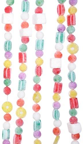 kurt-adler-9-plastic-white-flocked-candy-garland