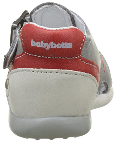 Babybotte Gepeto, Sandales Bébé Garçon Gris (Gris)