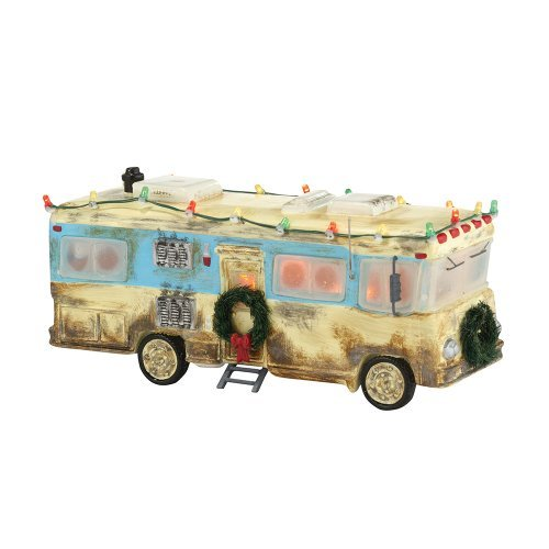 al Lampoon Christmas Vacation Cousin Eddie's RV by Department 56 ()