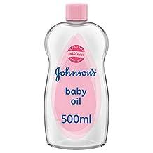 JOHNSON'S Baby, Baby Oil, 500ml