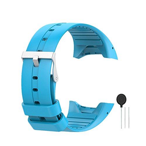 Zoom IMG-3 weinisite silicone regolabile sostituzione cinturino