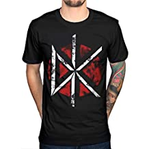 Official Dead Kennedy's Logo T-Shirt Merch Convenience Or DeathIn God We Trust