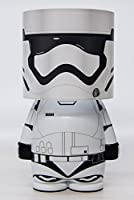 Light up the glories of the Empire with this Official Star Wars Stormtrooper Look-A-Lite Table Lamp! This lamp features a design based on the iconic Stormtroopers from Star Wars, but with the Stormtrooper's iconic helmet as a lampshade. It's ...