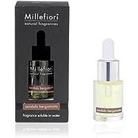 Millefiori Milano wasserlöslicher Duft Natural Fragrance Sandalo Bergamotto (15ml) preisvergleich bei billige-tabletten.eu