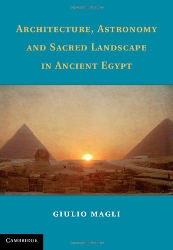Architecture, Astronomy and Sacred Landscape in An...