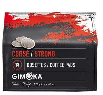 180 Senseo Cápsulas de Cafe Compatible (STRONG (Paquete de 10x18 Pads))