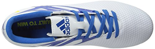 Adidas Performance Messi 15,3 Fg / ag FuÃ?ballschuh, Matt Ice Metallic F12 / helle Gelb / Kern Schwa White/Prime Blue S12/Core Black
