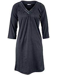 Chillytime Kleid schwarz Gr