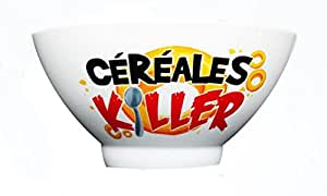 Bol humoristique - Céréales killer