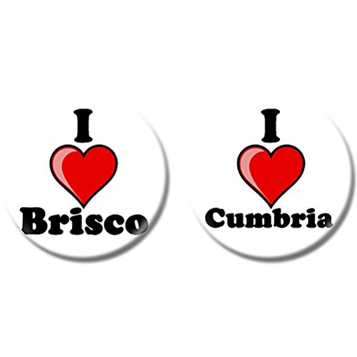 set-of-two-i-love-brisco-button-badges-cumbria-choice-of-sizes-25mm-38mm-38mm-1-1-2-