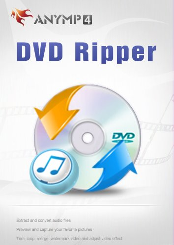Price comparison product image AnyMP4 DVD Ripper – 1 Year License [Download]