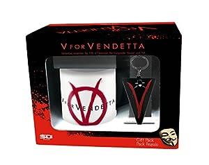 SD toys - V De Vendetta, Set de Regalo, Modelo B (SDTWRN89590)