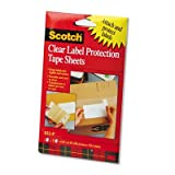 MMM822P - Scotch ScotchPad Label Protection Tape Pads