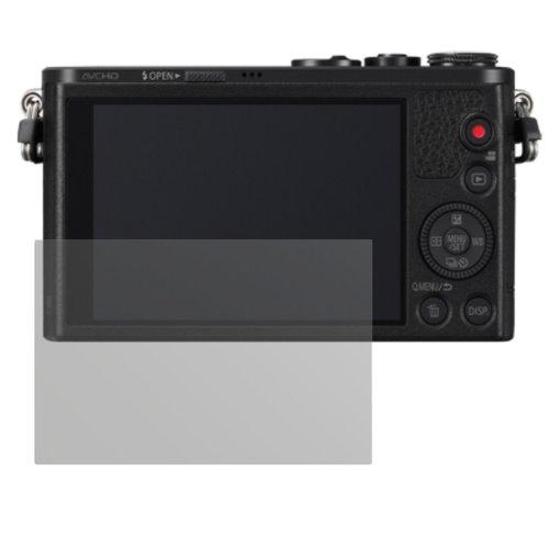 dipos I 6X Schutzfolie matt passend für Panasonic Lumix DMC-GM1 Folie Displayschutzfolie