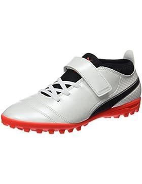 Puma One 17.4 TT V Jr, Zapatillas de Fútbol Unisex niños