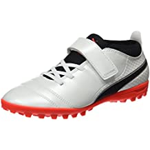 Amazon.es  botas futbol multitacos - Blanco 340b91a225767
