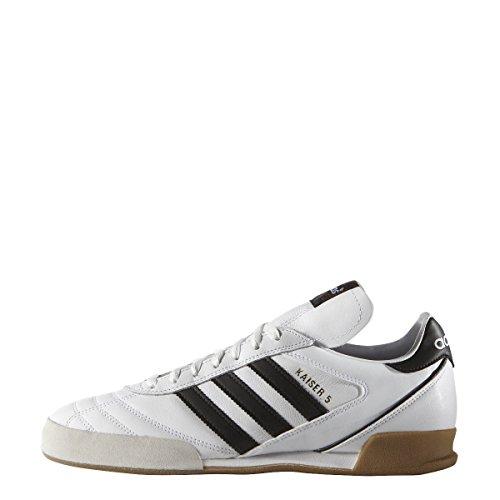 adidas Kaiser 5 Goal, Chaussures de Football Homme Blanc