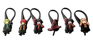 AVIRGO Soft Zipper Pull Pendentif, decoration pour la Veste 6 pieces Jeu # 54 - 3