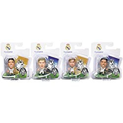 SoccerStarz - Figura con cabeza móvil Real Madrid (401589)