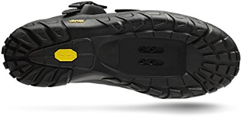 Giro Terraduro HV Schuhe Men black Größe 46 2017 Spinning Schuhe MTB Shhuhe