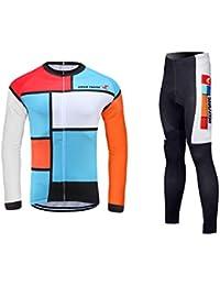 5e8204167d Uglyfrog 2018 Primavera Verano Hombres Ropa ciclismo Maillot mangas Corto  Camiseta de ciclistas + Babero Pantalones