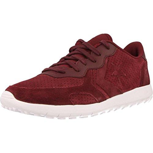 Basket, couleur Rouge , marque CONVERSE, modèle Basket CONVERSE THUNDERBOLT ULTRA OX Rouge Rouge