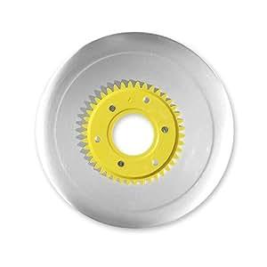schinkenmesser elektrolytisch poliert gelb f r ritter multischneider compact 1 markant 01. Black Bedroom Furniture Sets. Home Design Ideas