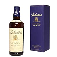 Ballantine's 21 Year Old Scotch Whisky 0.7 Litre by Ballantine's