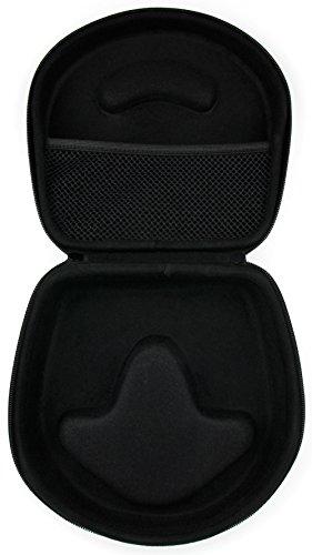 Schutztasche für Philips Fidelio L1 / L2, SHK 1030, Fidelio M1 BT / M2 BT Bügelkopfhörer, Schwarz