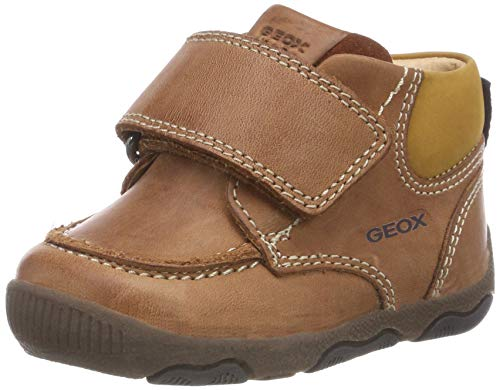 Geox B New Balu' Boy B, Zapatillas para Bebés, (Brandy C6054), 22...
