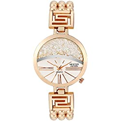 Fabiano New York Analogue Mother Of Pearl Dial Women's Watch - Hc30
