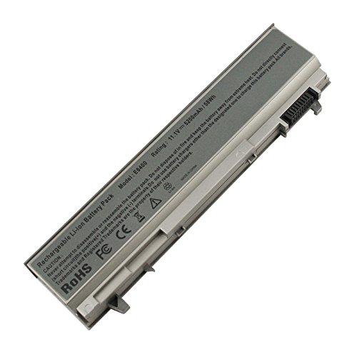 ARyee 5200mAh 11.1V E6400 Batería portátil DELL