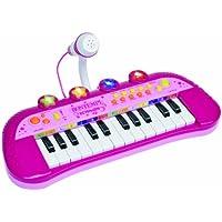 Bontempi MK 2971 - Tastiera Elettronica a 24 Tasti Con Microfono