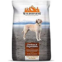 Wilderness Adult Dry Dog Food, Chicken and Vegetable - 10 kg Pack